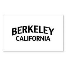 Berkeley California Decal