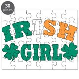 Irish Girl Puzzle