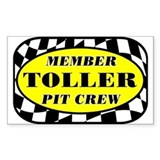 Toller PIT CREW Decal