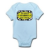 Catahoula PIT CREW Infant Bodysuit
