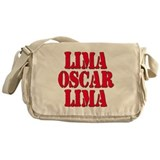 LOL Laughing Out Loud Lima Oscar Lima Messenger Ba