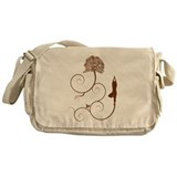 Yoga Tree Messenger Bag