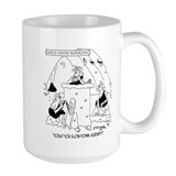 Early Court Reporting Coffee Mug