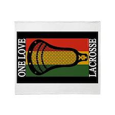 Lacrosse OneLove Throw Blanket