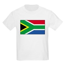 South Africa Flag Kids T-Shirt