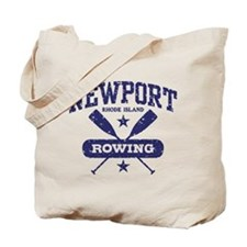 Newport Rhode Island Rowing Tote Bag