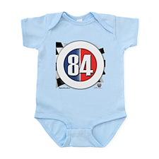 84 Car Logo Infant Bodysuit