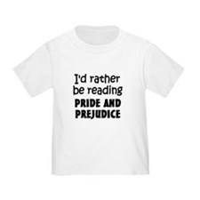 Pride and Prejudice T
