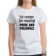 Pride and Prejudice Tee