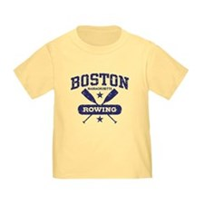 Boston Rowing T