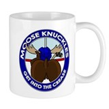 MooseKnuckles Small Mug