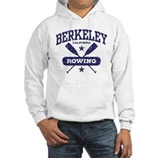 Berkeley California Rowing Hoodie
