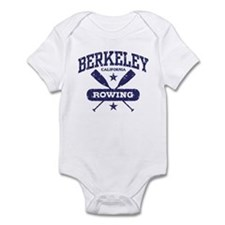 Berkeley California Rowing Infant Bodysuit