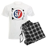 57 Car logo Pajamas