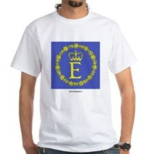Queen Elizabeth II Flag (Front) Shirt