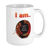 "Art from Ashes ""I am..."" affirmation Lar"