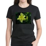.pale yellow. Women's Dark T-Shirt