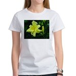 .pale yellow. Women's T-Shirt
