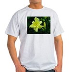 .pale yellow. Light T-Shirt