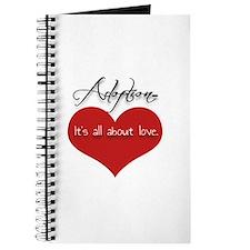 Adoption Love Journal
