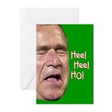 Bush Holiday Greeting Cards (Pk of 10)