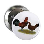 "Old English Pheasant Fowl 2.25"" Button (100 p"