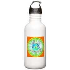 Blessed Are The Peacemakers Water Bottle