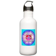 Blessed Are The Peacemakers S Water Bottle