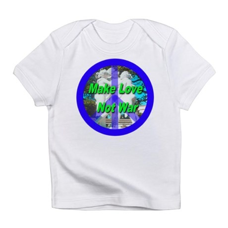 Help promote world peace with Infant T-Shirt