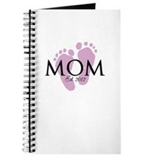New Mom Customizable Year Journal