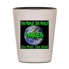 Celebrate Pangea Shot Glass