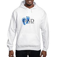 Dad Est 2012 Hoodie