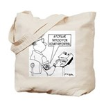 Court Reporter Tattoos Tote Bag