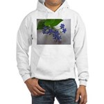 .so blue. Hooded Sweatshirt