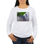 .so blue. Women's Long Sleeve T-Shirt