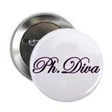 "Ph. Diva 2.25"" Button"