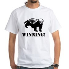 Honey Badger Winning Shirt