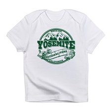 Yosemite Old Circle Green Infant T-Shirt