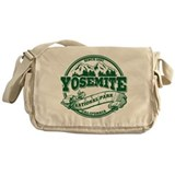 Yosemite Old Circle Green Messenger Bag