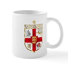 England Rampant Lion Mug