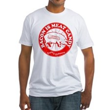 Bacon Is Meat Candy Shirt