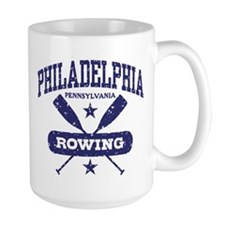 Philadelphia Rowing Mug