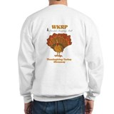 WKRP Turkey Giveaway Jumper