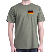 Germany Deutschland Flag T-Shirt
