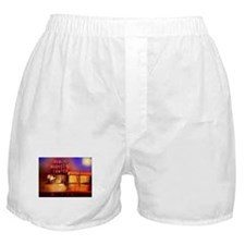 Unique Seattle pike place market Boxer Shorts