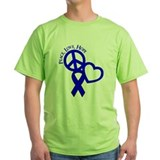 Peace,Love,Hope T-Shirt