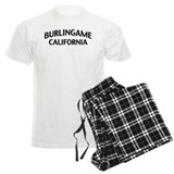 Burlingame California Pajamas