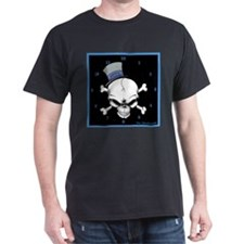 Happy new year skull T-Shirt