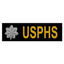 USPHS Commander<BR> Bumpersticker 1