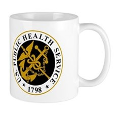USPHS Commander<BR> 11 Ounce Mug